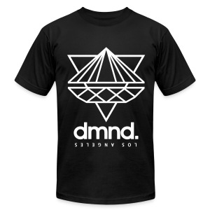 dmnd - Men's T-Shirt by American Apparel