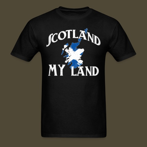 Scotland - My Land - Men's T-Shirt