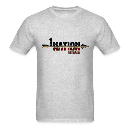 1NationOutdoors shirt - Men's T-Shirt