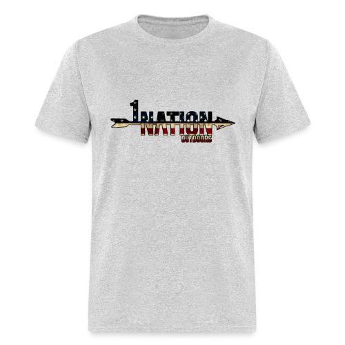 1NationOutdoors shirt - Men's T-Shirt