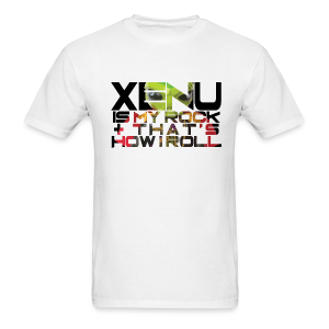 Xenu is My Rock (men's products) - Men's T-Shirt