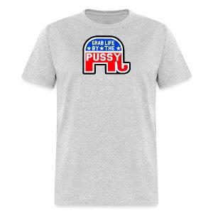Trump Grab Life - Men's T-Shirt