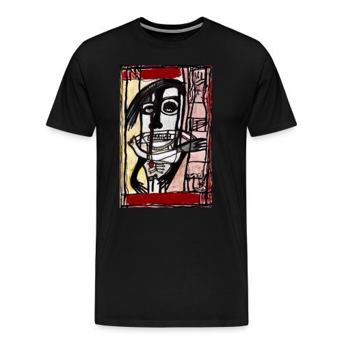 ALEXANDRA ALEXANDER #3 - Men's Premium T-Shirt