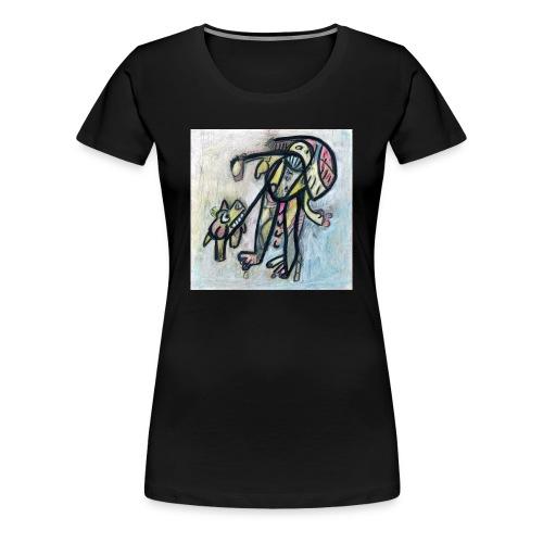 ALEXANDRA ALEXANDER #1 - Women's Premium T-Shirt