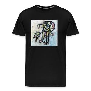ALEXANDRA ALEXANDER #1 - Men's Premium T-Shirt