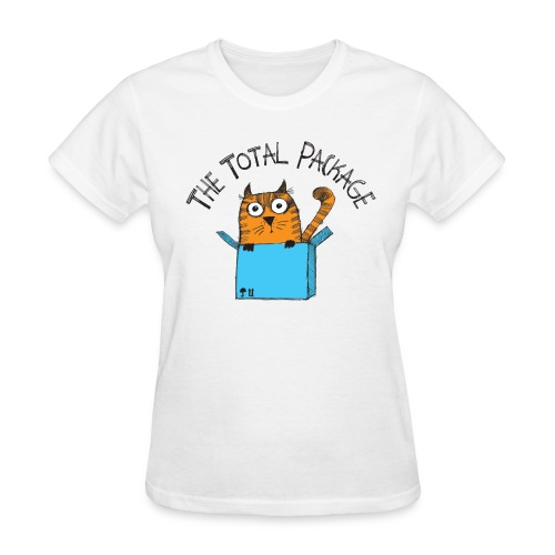 The Total Package - Women's T-Shirt