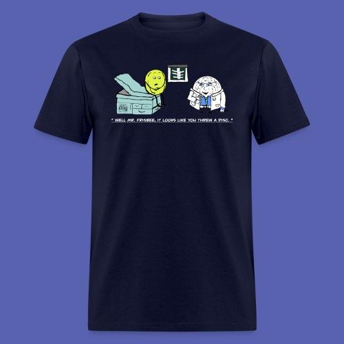 Mr. Frisbee - Men's T-Shirt