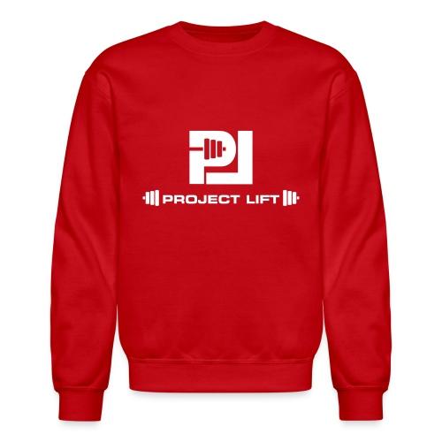PL Crew-Neck Men's Sweatshirt - Crewneck Sweatshirt