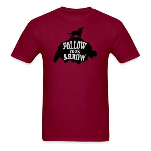 Follow Your Arrow - Men's T-Shirt