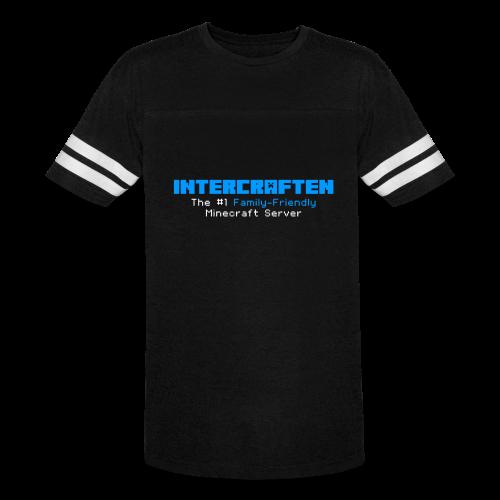 Intercraften Logo Vintage Sport T-Shirt - Vintage Sport T-Shirt