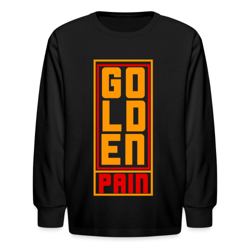 goldenpain - Kids' Long Sleeve T-Shirt
