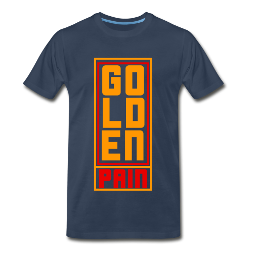 goldenpain  - Men's Premium T-Shirt