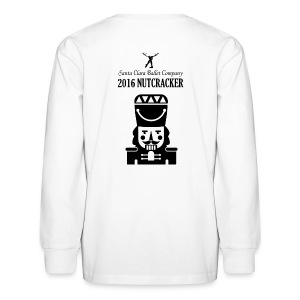 2016 Nutcracker - Kids' Long Sleeve T-Shirt