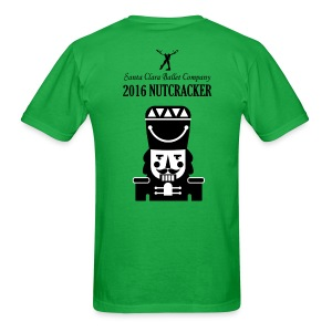 2016 Nutcracker - Men's T-Shirt