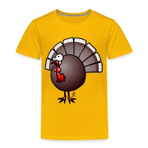 Turkey Baby & Toddler Shirts - Toddler Premium T-Shirt