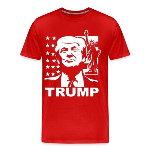 The President - Men's Premium T-Shirt