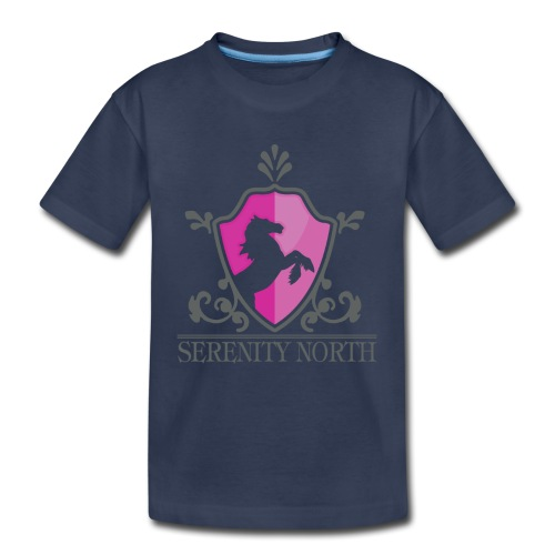 Serenity North Toddler Shirt - Toddler Premium T-Shirt