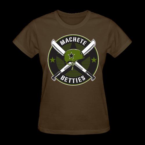 Women's T-Shirt - Betties Logo - Women's T-Shirt