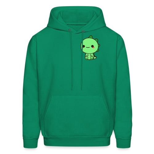 Men's Hoodie : kelly green - Men's Hoodie