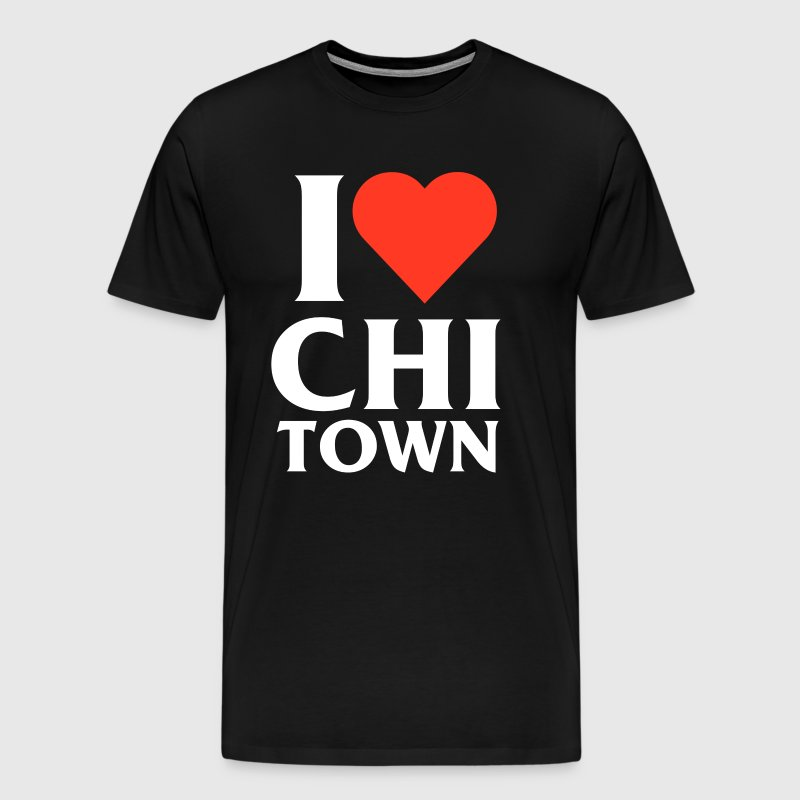 I heart chi town t shirt spreadshirt Chi town t shirts