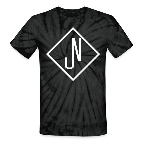Diamond White Logo Tie Die Tee - Unisex Tie Dye T-Shirt