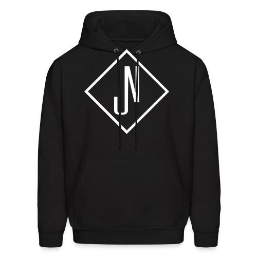 Diamond White Logo Hoodie - Men's Hoodie