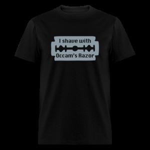 Occam's Razor Men's T-Shirt - Men's T-Shirt