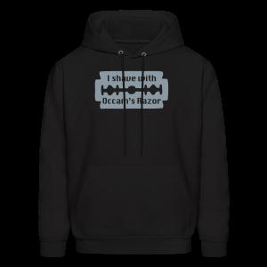 Occam's Razor Men's Hoodie - Men's Hoodie