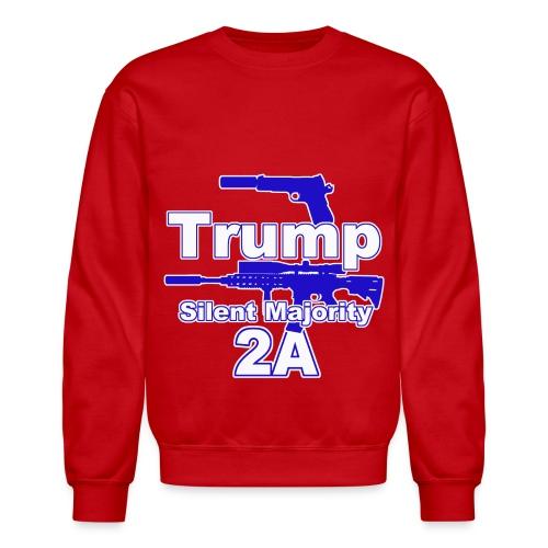 Silent Majority 2a,, - Crewneck Sweatshirt