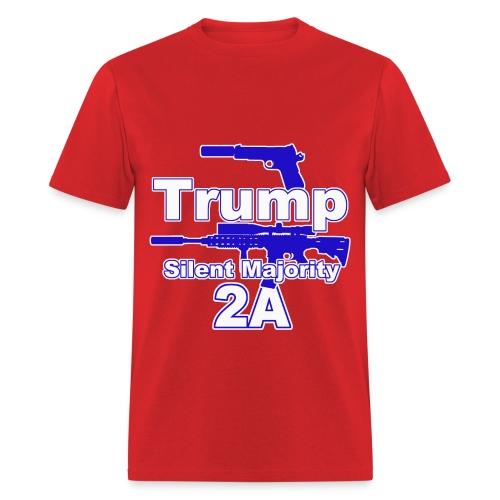 Silent Majority 2a,, - Men's T-Shirt