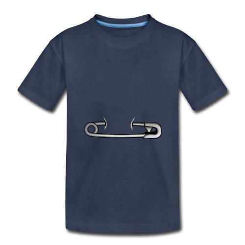 Safety pin - Kids' Premium T-Shirt