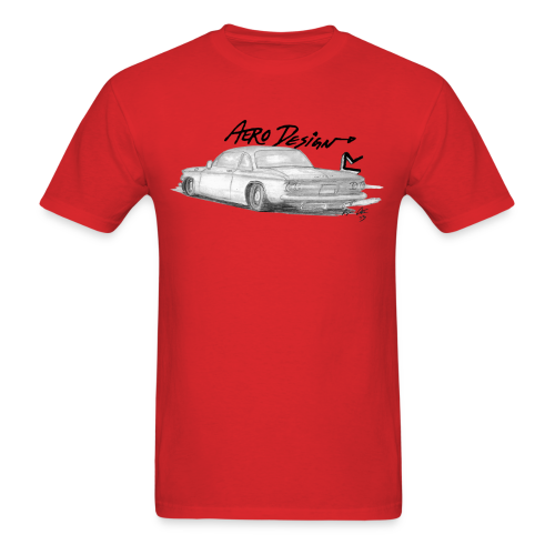 Corvair T-Shirt (Front Only) - Men's T-Shirt