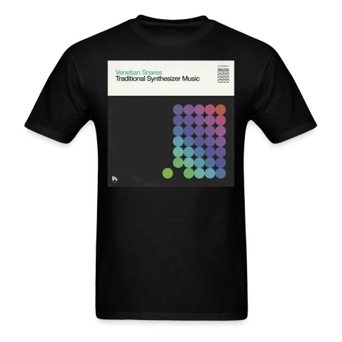 Venetian Snares Traditional Synthesizer Music Men's T  - Men's T-Shirt