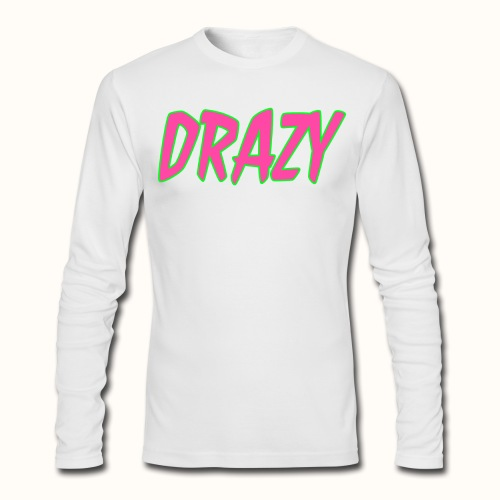 DRAZY long Sleeve [Men Size] - Men's Long Sleeve T-Shirt by Next Level