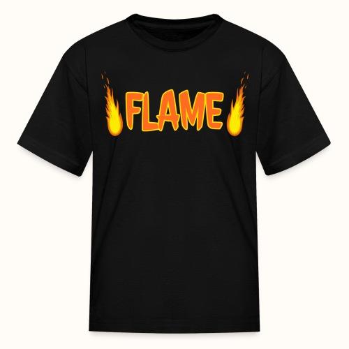 FLAME T-shirt [Kid Size] - Kids' T-Shirt