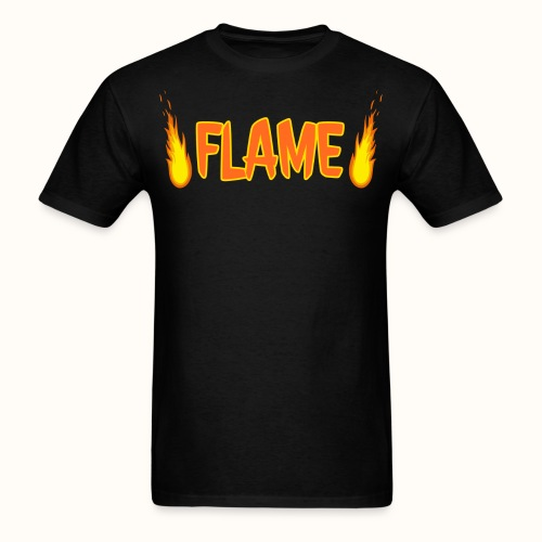 FLAME T-shirt [Men Size] - Men's T-Shirt