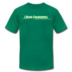 I Bleed Chlorophyll - Men's Fine Jersey T-Shirt