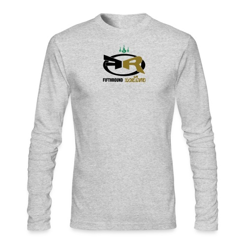 Mens FR LOGO long sleeve - Men's Long Sleeve T-Shirt by Next Level