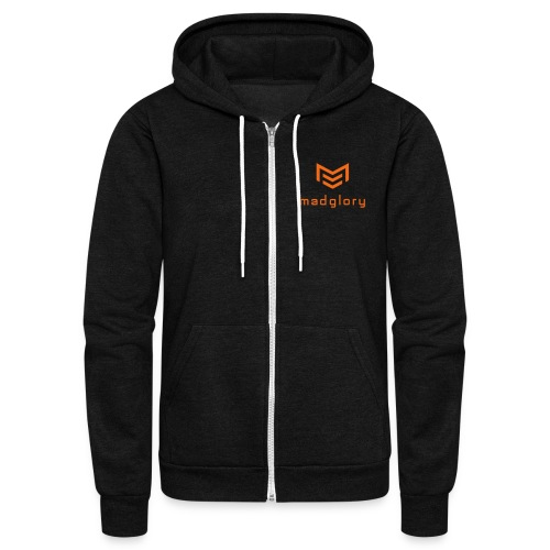 MG Raw - Unisex Fleece Zip Hoodie