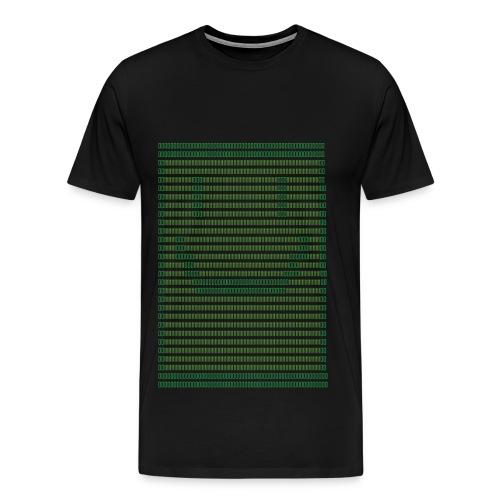 Code your Happiness (Mens) - Men's Premium T-Shirt