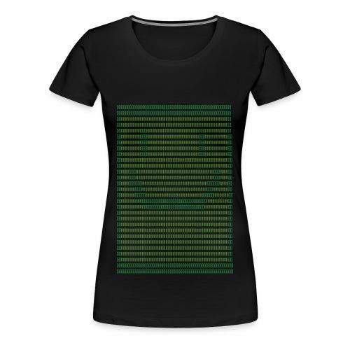 Code your Happiness (Womens) - Women's Premium T-Shirt
