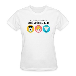 2016 Nutcracker Trio - Women's T-Shirt