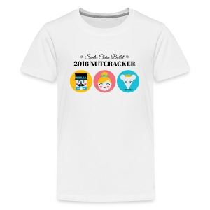 2016 Nutcracker Trio - Kids' Premium T-Shirt