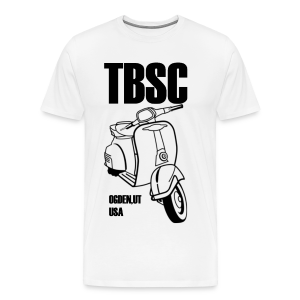Any Size TBSC B&W - Men's Premium T-Shirt