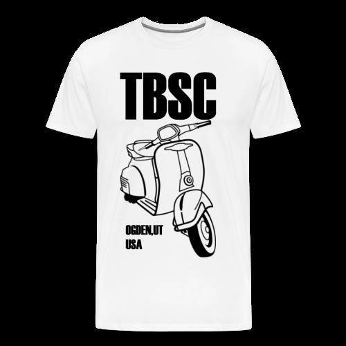 Any Size TBSC B&W - Men's Premium T-Shirt