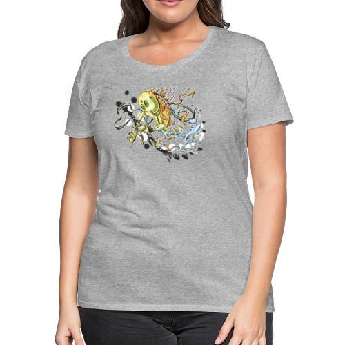 Tattoofreak - Women's Premium T-Shirt