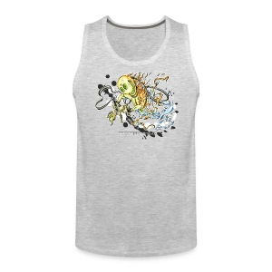 Tattoofreak - Men's Premium Tank