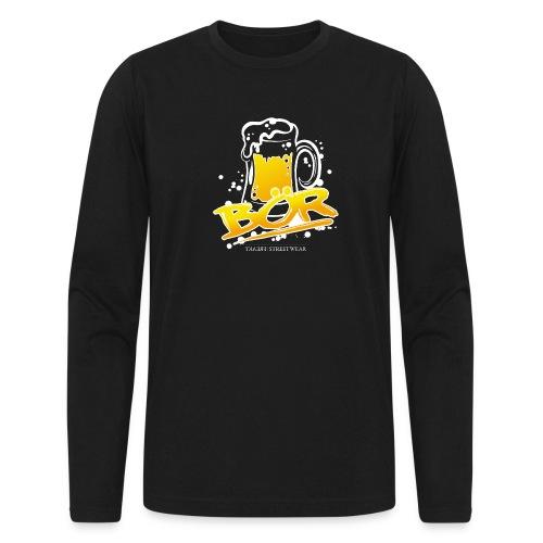BÖR - Men's Long Sleeve T-Shirt by Next Level