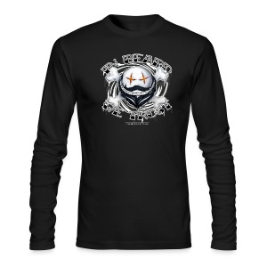In beard we trust - Men's Long Sleeve T-Shirt by Next Level