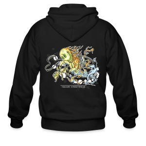 Tattoofreak - Men's Zip Hoodie